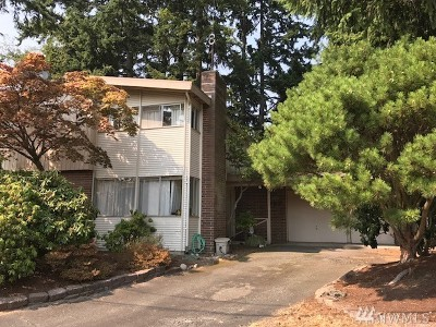 Edmonds Single Family Home For Sale: 757 14th Wy SW