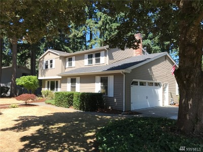 Puyallup Single Family Home For Sale: 2607 32nd Ave SE
