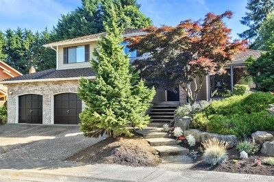 Everett Single Family Home For Sale: 10928 39th Dr SE