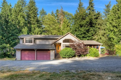 Arlington Single Family Home For Sale: 19903 Old Burn Rd