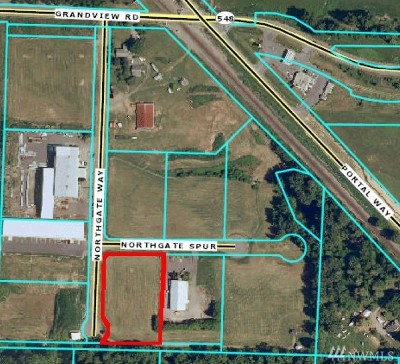 Ferndale Residential Lots & Land For Sale: 6810 Northgate Wy