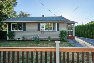 King County Single Family Home For Sale: 521 6th Ave S