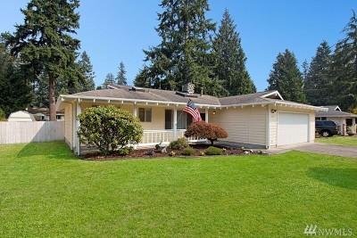 Everett Single Family Home For Sale: 8023 W Glen