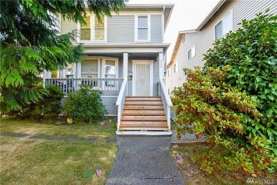 Everett Multi Family Home For Sale: 3432 Oaks Ave