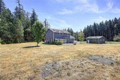 Island County Single Family Home For Sale: 1680 SE Camano Dr