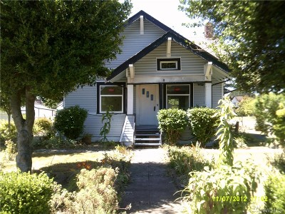 Single Family Home Sold: 831 J St
