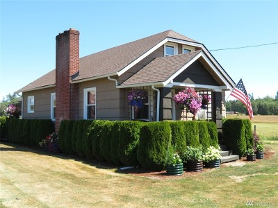 Single Family Home For Sale: 193 Salmon Creek Rd