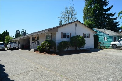Pierce County Multi Family Home For Sale: 1706 W Pioneer Ave