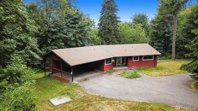 Carnation, Duvall, Fall City Single Family Home For Sale: 11628 E Lake Joy Dr NE