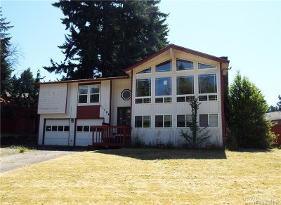 King County Single Family Home For Sale: 31708 25th Ave SW