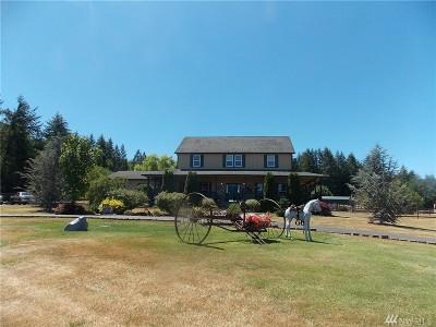 Rochester WA Single Family Home For Sale: $639,000