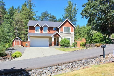Chehalis Single Family Home For Sale: 113 Elloway Oak Dr
