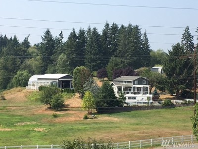 Snohomish Single Family Home For Sale: 5806 83rd. Ave SE