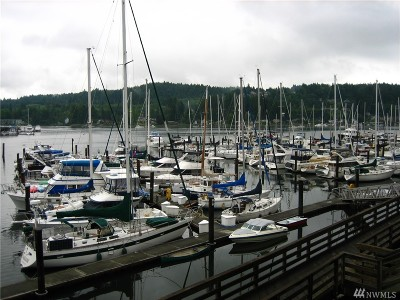 Gig Harbor Condo/Townhouse For Sale: 3901 Harborview Dr #C-15