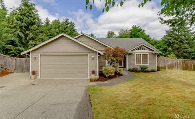 Gig Harbor Single Family Home For Sale: 4704 148th St Ct NW