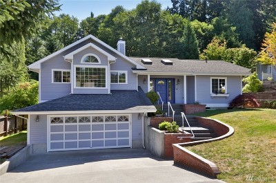 Langley Single Family Home Pending: 789 Suzanne Ct