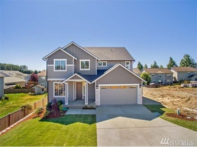 Puyallup Single Family Home For Sale: 13130 123rd (Lot 25) Ave E