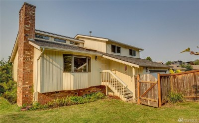 Single Family Home For Sale: 218 Bayside Place