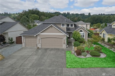 Single Family Home Sold: 14614 146th Ave E