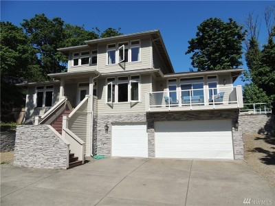Gig Harbor Single Family Home For Sale: 4617 35th St NW