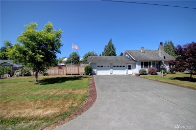 Sedro Woolley Single Family Home For Sale: 936 Nelson St