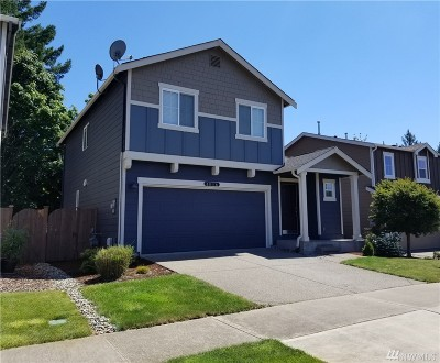 Tumwater Single Family Home For Sale: 4816 Lambskin St SW