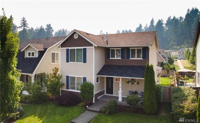 Dupont Single Family Home For Sale: 1273 Burnside Place