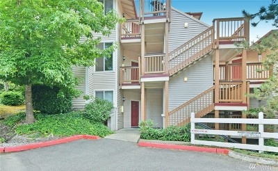 Bothell Condo/Townhouse For Sale: 3914 243rd Place SE #L301