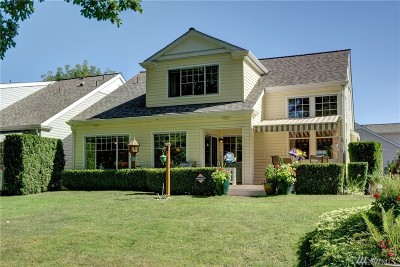 Sumner Condo/Townhouse For Sale: 7625 146th Ave E