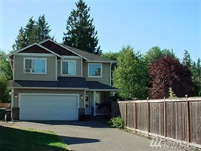 Granite Falls Single Family Home For Sale: 907 Hughes Lane