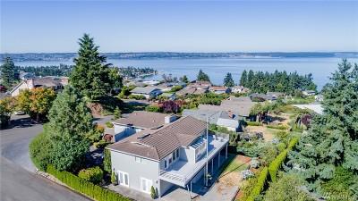 Tacoma Single Family Home For Sale: 1611 Lowama Lane NE