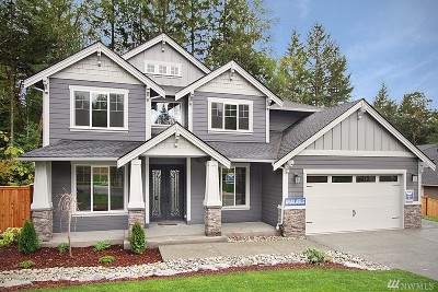 Gig Harbor Single Family Home For Sale: 7404 74th St Ct NW