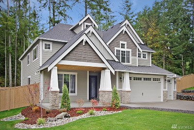 Gig Harbor Single Family Home For Sale: 7607 74th St Ct NW