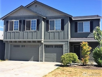 Spanaway Single Family Home For Sale: 1917 187 St Ct E