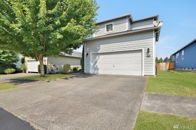 Puyallup Single Family Home For Sale: 8903 176th St Ct E