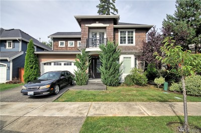 University Place Single Family Home For Sale: 4822 70th Av Ct W