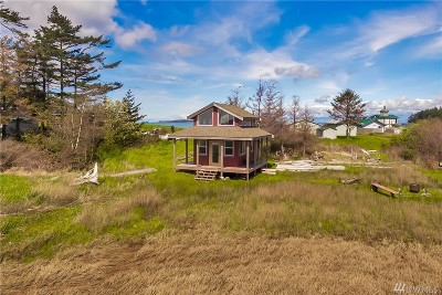 Bellingham Single Family Home For Sale: 8 Eliza Island