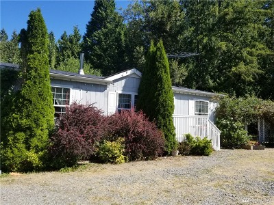 Blaine Single Family Home Sold: 7947 Carson Rd