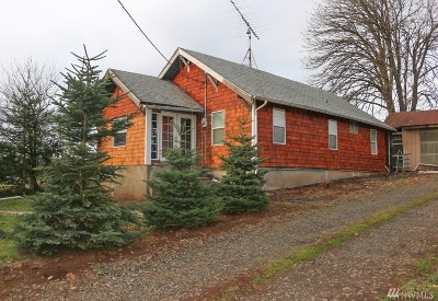 Winlock Single Family Home For Sale: 567 State Route 505