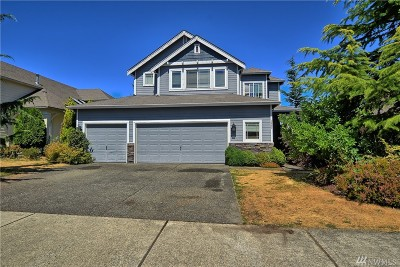 Federal Way Single Family Home For Sale: 1852 SW 345th Place