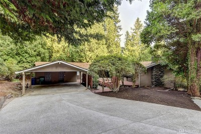 Bothell Single Family Home For Sale: 19201 4th Dr SE