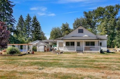 Arlington Single Family Home For Sale: 10119 124th St NE