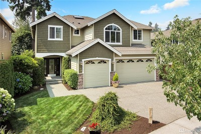 Bothell Single Family Home For Sale: 16424 41st Ave SE