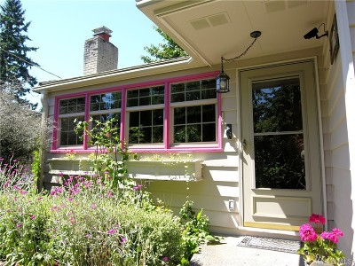Seattle Single Family Home For Sale: 14041 Wallingford Ave N