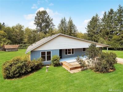 Monroe Single Family Home For Sale: 12202 247 Ave SE