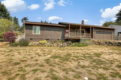 Coupeville Single Family Home For Sale: 1241 Rickover Dr