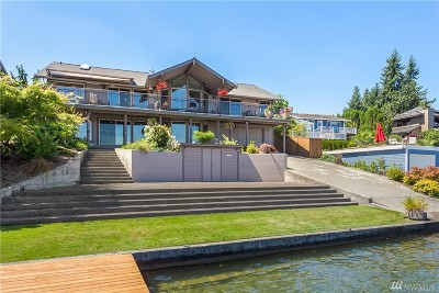 Lake Tapps Single Family Home For Sale: 4429 185th Ave E