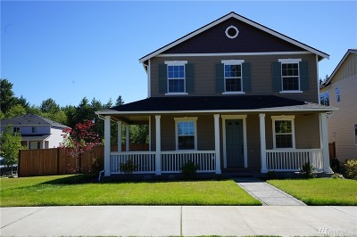 Lacey Single Family Home For Sale: 8341 22nd Ave SE