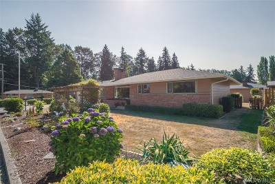Sedro Woolley Single Family Home For Sale: 21734 Sterling Dr