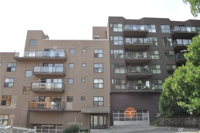 Seattle Condo/Townhouse For Sale: 701 Galer St #706